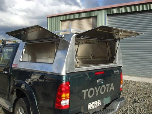 Ute canopy (selection)